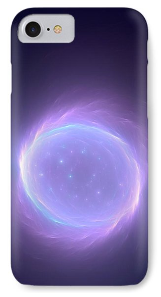 Starbirth IPhone Case by David Parker