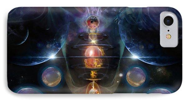 Stardust 1 Phone Case by Danko Merin