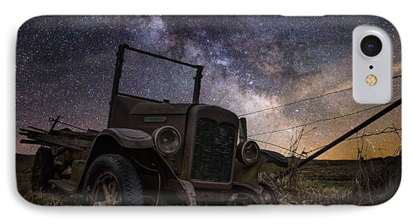 Stardust And  Rust IPhone Case by Aaron J Groen