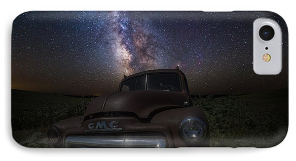 Stardust And Rust Gmc  IPhone Case by Aaron J Groen