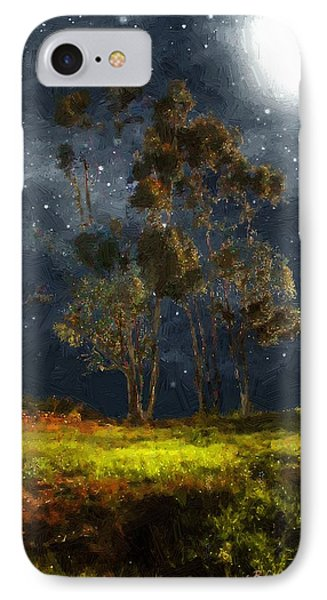 Starfield IPhone Case by RC deWinter