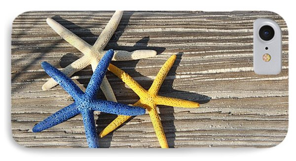 IPhone Case featuring the photograph Starfish by Elizabeth Budd