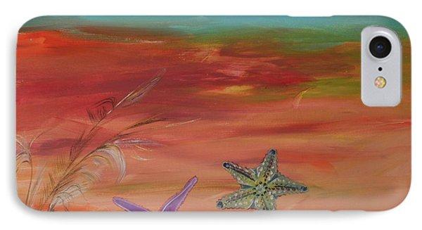 Starfish Phone Case by PainterArtist FIN