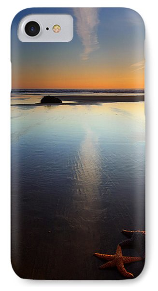 Starfish Sunset IPhone Case
