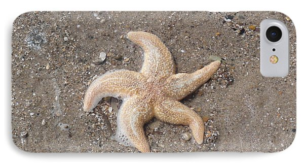 IPhone Case featuring the photograph Starfish by Tiffany Erdman