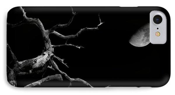 Stark Raving Moon II IPhone Case