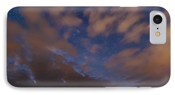 IPhone Case featuring the photograph Starlight Skyscape by Marty Saccone
