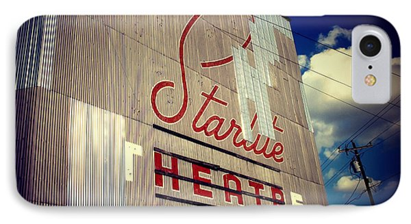 Starlite  IPhone Case by Trish Mistric
