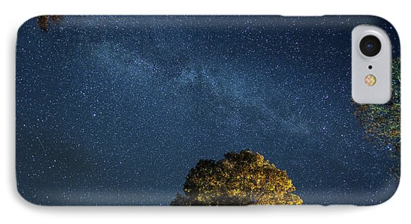 IPhone Case featuring the photograph Starry Skies by Martin Konopacki