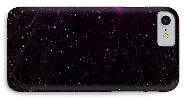 Starry Starry Night Phone Case by Rachel Christine Nowicki