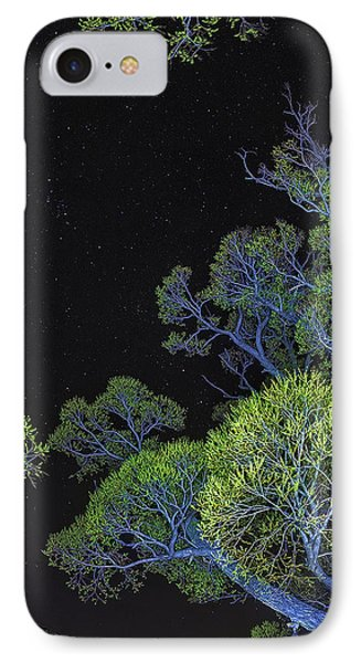 Stars Out Tonight IPhone Case by Nancy Marie Ricketts