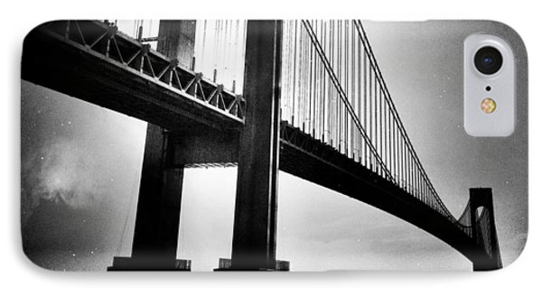 Stars Over The Verrazano IPhone Case