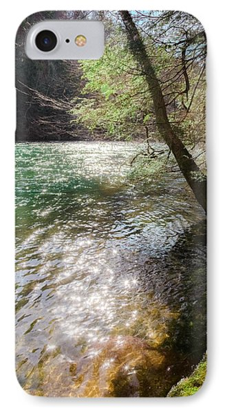 Stars Upon The River IPhone Case