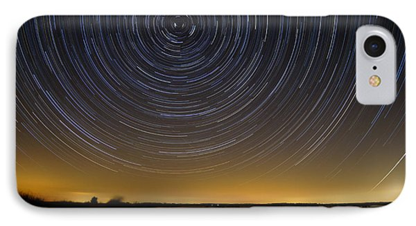 Startrails 3 Phone Case by Benjamin Reed