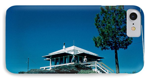 State Line Lookout 1956 2 Phone Case by Cumberland Warden