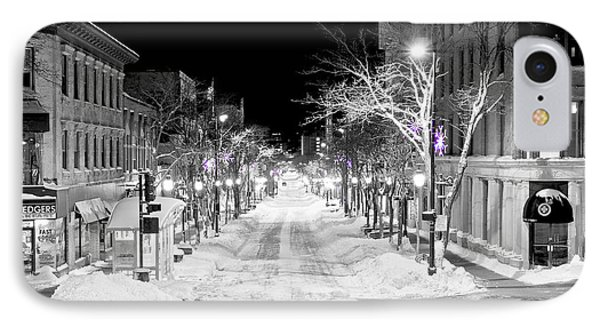 State Street Madison IPhone Case by Steven Ralser