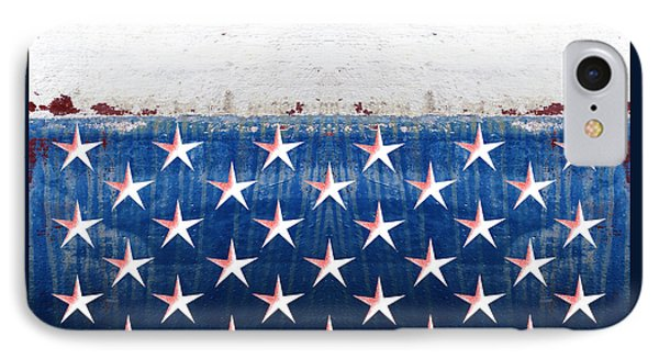 States Stars And Stripes 2 IPhone Case by Wendy Wilton