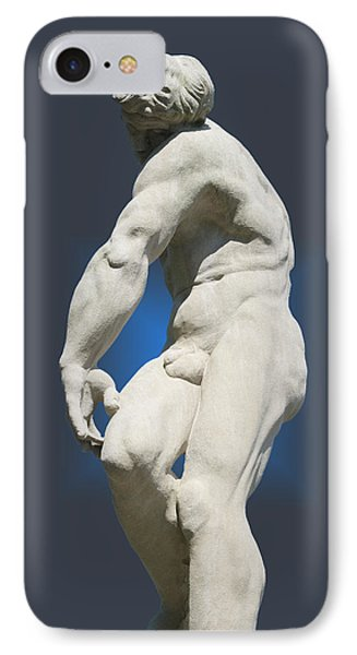 Statue 10 Phone Case by Thomas Woolworth