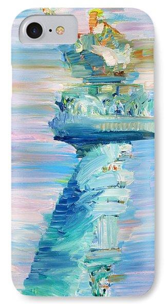 Statue Of Liberty - The Torch Phone Case by Fabrizio Cassetta