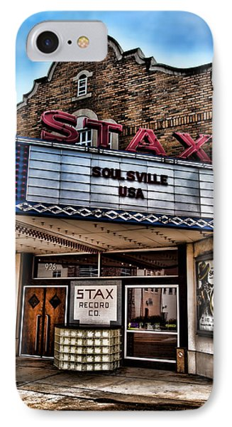 Stax Records IPhone 7 Case