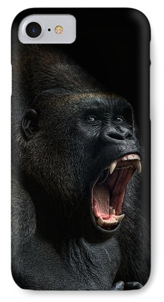 Stay Away IPhone 7 Case by Joachim G Pinkawa