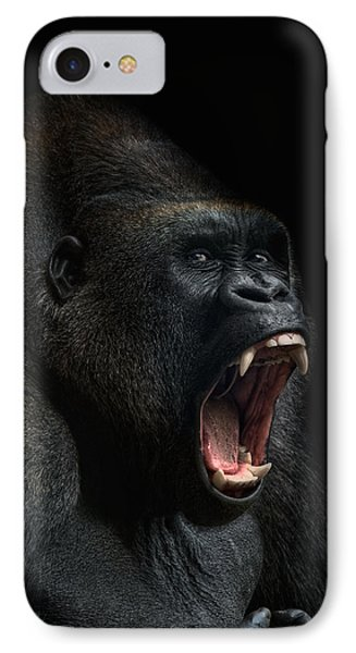 Stay Away IPhone Case by Joachim G Pinkawa