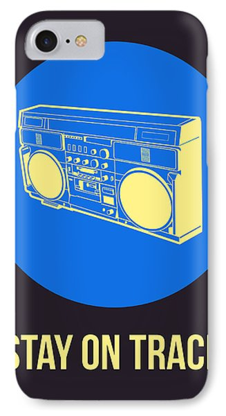 Stay On Track Boombox 2 IPhone Case
