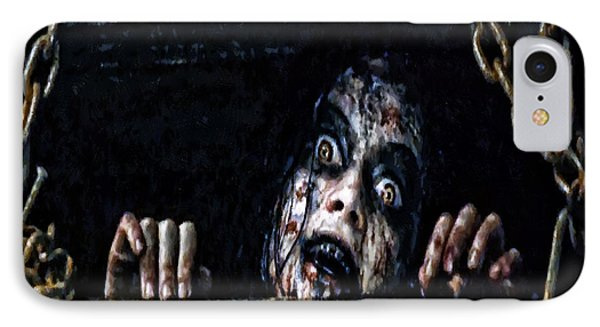 Stay Out Of The Basement IPhone Case by Joe Misrasi