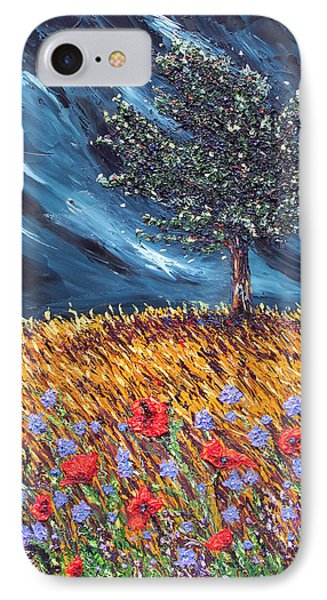 IPhone Case featuring the painting Steadfast Love by Meaghan Troup