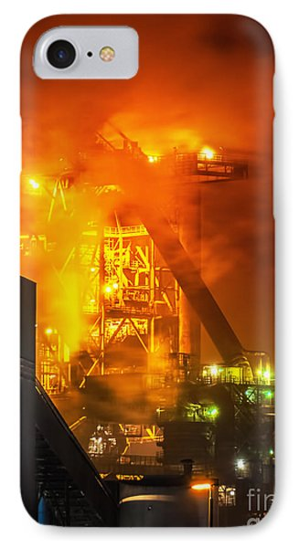 Steam And Light IPhone Case
