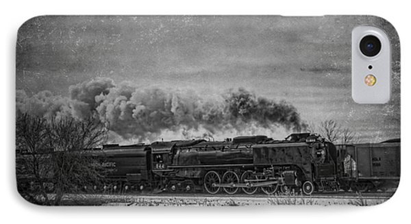 Steam Engine IPhone Case by Jeff Swanson