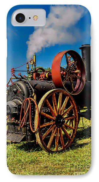 Steam Engine IPhone Case