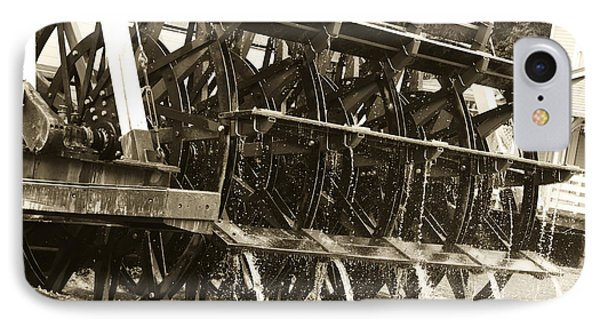 Steamboat Phone Case by Nicholas Evans