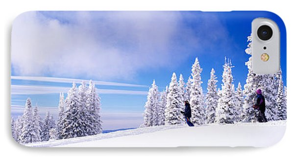 Steamboat Springs, Colorado, Usa IPhone Case by Panoramic Images