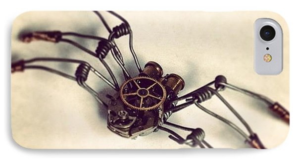#steampunk #bugs More To Come IPhone Case