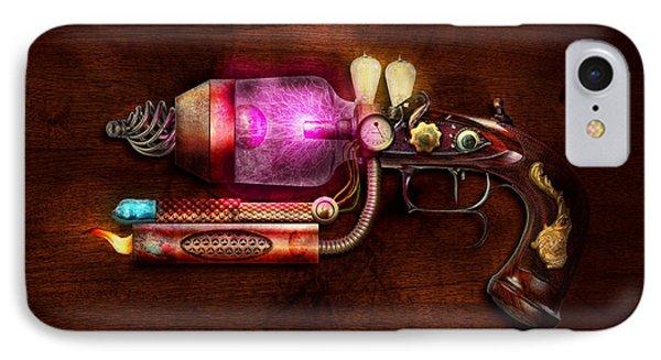 Steampunk - Gun -the Neuralizer IPhone Case