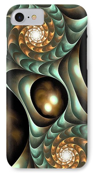 Steampunk Mood IPhone Case