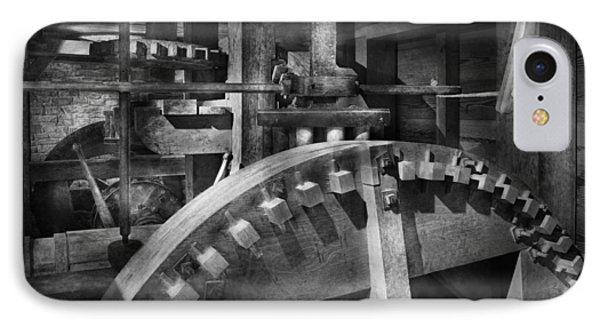 Steampunk - Runs Like Clockwork IPhone Case