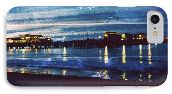 stearns Warf S.B. Calif IPhone Case by Gary Brandes