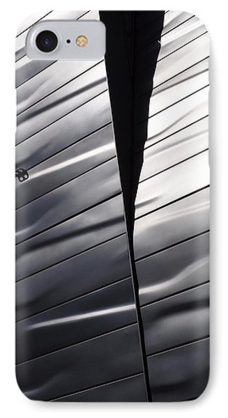 IPhone Case featuring the photograph Steel Currents by Rona Black