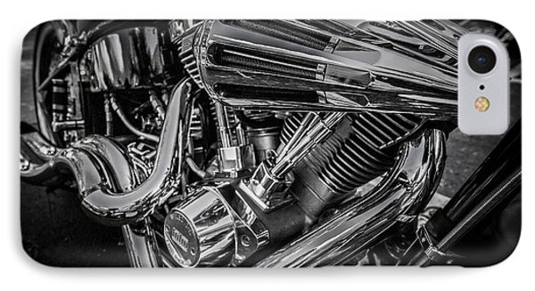 Steel Thunder IPhone Case by Scott Mullin