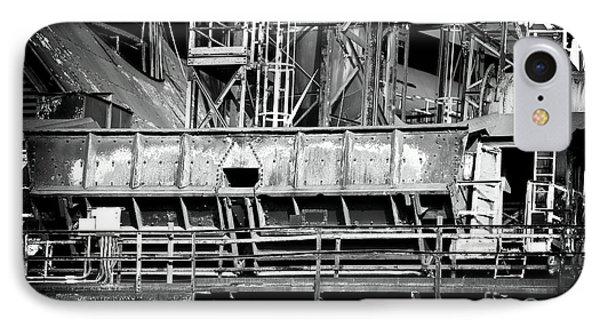 Steel Work Phone Case by John Rizzuto