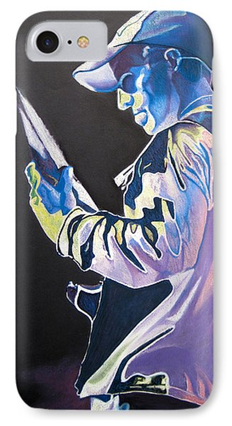 Stefan Lessard Colorful Full Band Series Phone Case by Joshua Morton