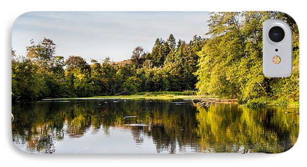 Steilacoom Lagoon 2 IPhone Case by Rob Green