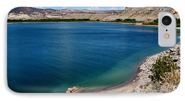 IPhone Case featuring the photograph Steinacker Reservoir Utah by Janice Rae Pariza