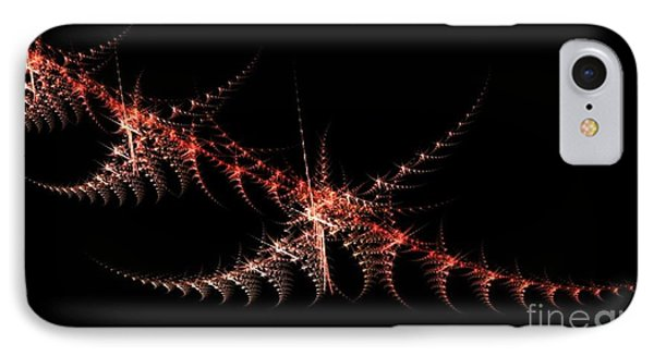 Stength And Backbone IPhone Case by Steed Edwards
