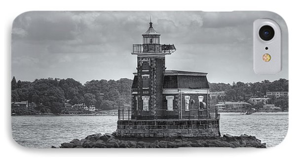 Stepping Stones Lighthouse II Phone Case by Clarence Holmes