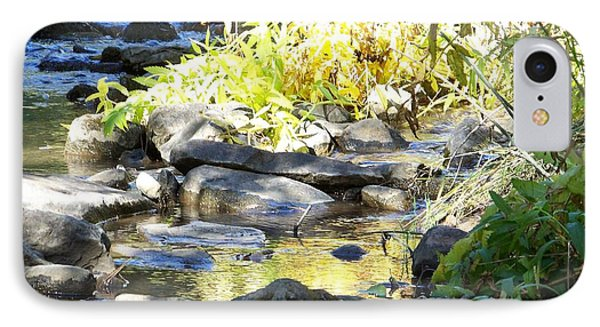 Stepping Stones IPhone Case by Sheri Keith