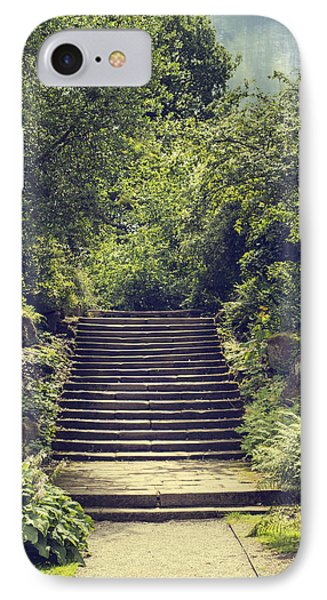 Steps Phone Case by Amanda Elwell