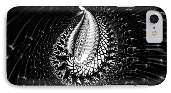 Sterling Silver Phone Case by Renee Trenholm
